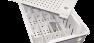 Custom Fabrication Divided Fiberglass Trays by MFG Tray