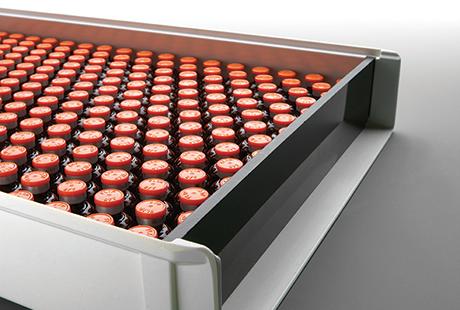 Fiberglass Pharmaceutical Trays by MFG Tray