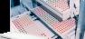 Fiberglass Starch Trays & Fiberglass Confectionery Trays by MFG Tray
