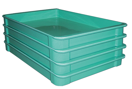 Top Stacking Containers | MFG Tray QT15