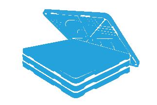 MFG Tray Pallet Design Icon